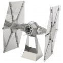Star Wars Tie Fighter Steel Model