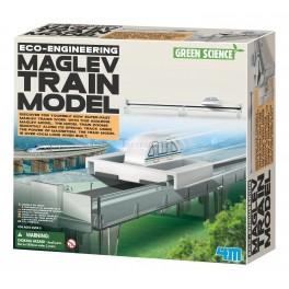 Mag Lev Train Model