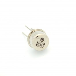 AC128 Transistor : Germanium