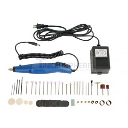 Precision Electric Drill & Grinder 66pc Set