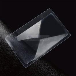 Pocket Magnifier - Credit Card Size