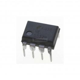 NE5532 Dual Audio Op Amp: Low-Noise High-Speed