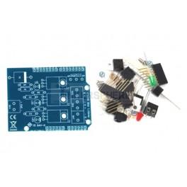 RGB Shield Kit for Arduino