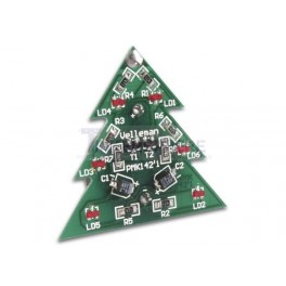 Electronic Christmas Tree Soldering Kit