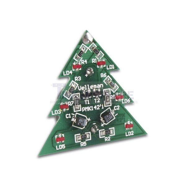 Nyc Christmas Tree Delivery: Electronic Christmas Tree Soldering Kit