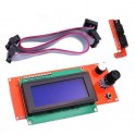 3D Printer LCD Control with Adapter & Cable