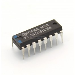 74LS163 4 Bit Binary Counter