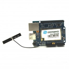 Yun Shield for Arduino UNO