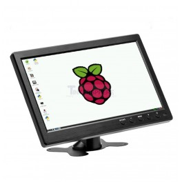 10.1 inch Raspberry Pi Monitor with Speaker