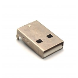 Male USB Solder Connector Type A