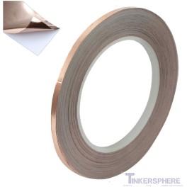 5mm Copper Foil Tape ( 98.4 ft / 30m )