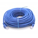 Extra Long 50ft Ethernet Cable Blue CAT6