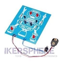 LED Robot Blinker Kit