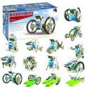 14-in-1 Solar Robotics Kit