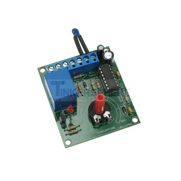 $10.49 - Thermostat Soldering Kit for Hobby Electronics Projects ...