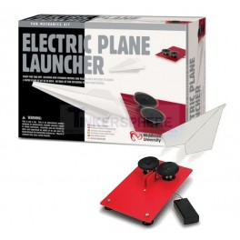 Paper Airplane Speed Launcher