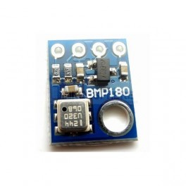 Barometric Pressure / Temperature / Altitude Sensor Breakout: BMP180