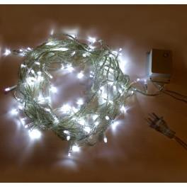 Cool White 10m 8 Mode Led String Lights Fairy Lights Christmas Lights