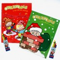 Christmas Coloring Book Activity Set