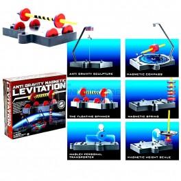 Anti-Gravity Magnetic Levitation
