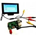 "Raspberry Pi 4.3"" LCD Screen"