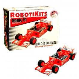 Sonic F1 Solar Car Kit
