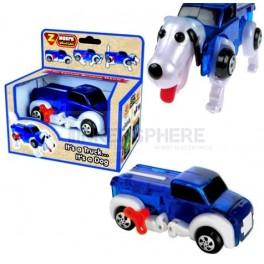 Morphing Dog (Blue)