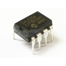 24LC256 EEPROM I2C External Memory for Arduino