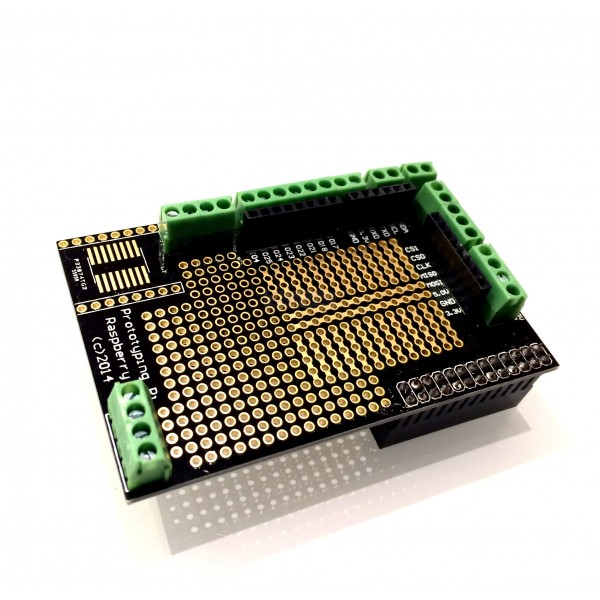 15 99 - 26 Pin Raspberry Pi Prototype Hat