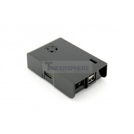 Black Raspberry Pi Model B Case