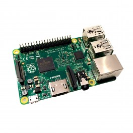 Raspberry Pi 2: 1GB RAM ARMv7 Processor