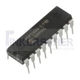 8 Port Expander: I2C MCP23008