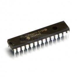 16 Port Expander: I2C MCP23017