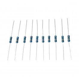 Single Value Resistor 10 pack : 1/2W 1% Metal Film