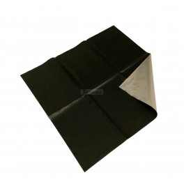 Black Conductive Fabric: 55x50cm