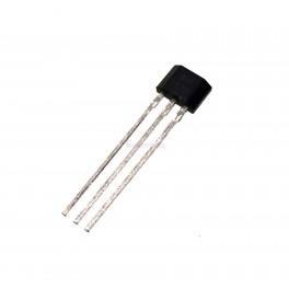 Analog Hall Effect Sensor: SS49