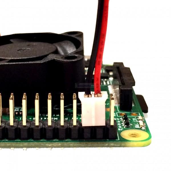7 99 Raspberry Pi Fan For Active Cooling 5v