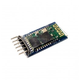 Master & Slave Capable Bluetooth Module HC-05 (Arduino & Raspberry Pi Compatible)