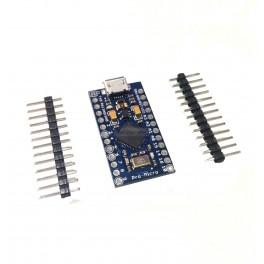 Pro Micro 3.3V/8MHz Arduino Compatible Atmega32U4 Breakout