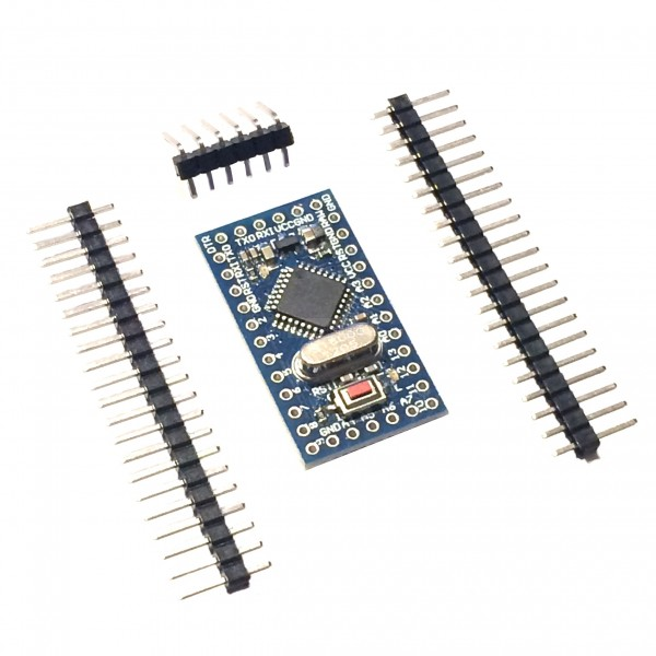 Pro Mini Enhancement ATMEGA328P 5V 16MHz Compatible to Arduino PRO miS*