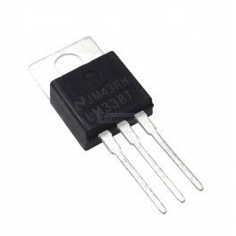 LM338 Adjustable Voltage Regulator