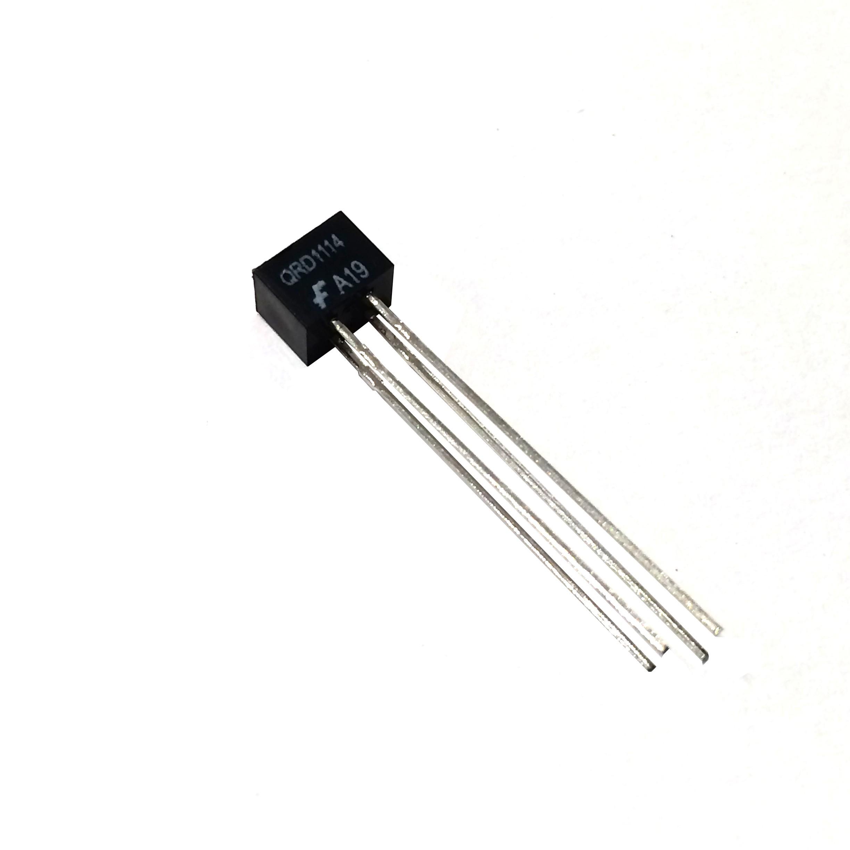 0 99   phototransistor  qrd1114