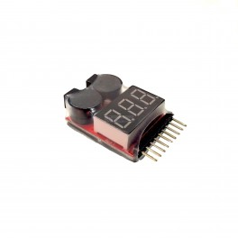 Lipo Low Voltage Battery Alarm