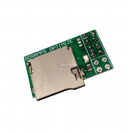 SDRamps: 3D Printer SD Card Module