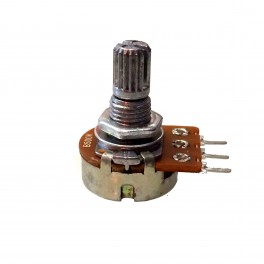 B500K Linear 500K Ohm Taper Potentiometer