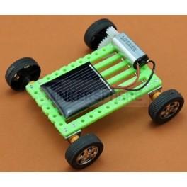 Solar Mini Robot Kit