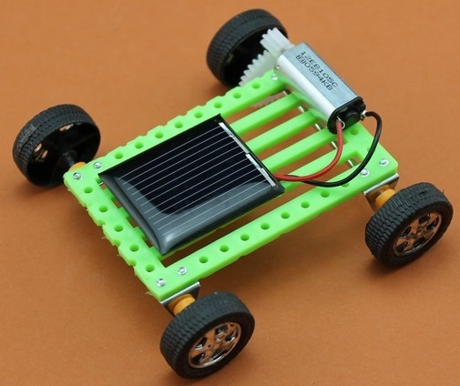 Solar Mini Robot Kit