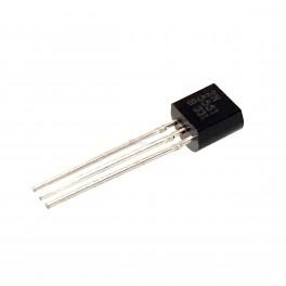 NPN Transistor: 2N5551 160V 0.6A