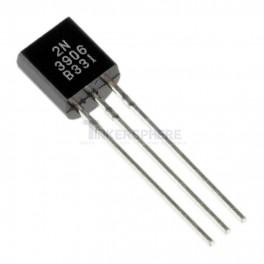 PNP Transistor: 2N3906 40V 0.2A