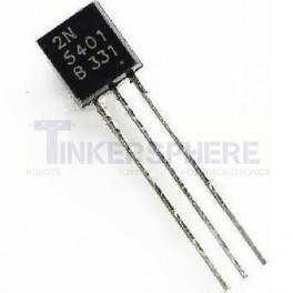 PNP Transistor: 2N5401 150V 0.6A